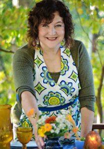 Denise Setting Table