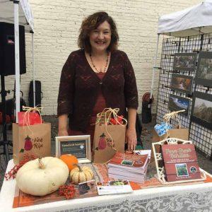 I am selling a few Farm Fresh Nutrition books at Willows Dream hair salon.