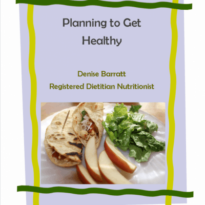 Free Seasonal Menu Planning Book