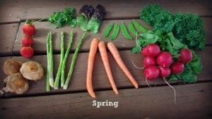 What's In Season for Spring