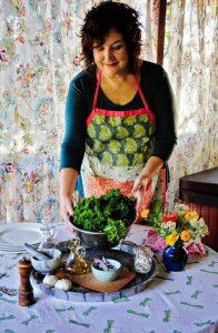 Asheville Nutritionist and Registered Dietitian Denise Barratt