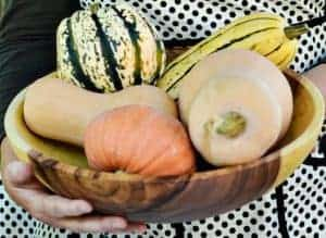 Variety of winter squash that will be delicious to make