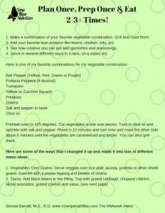 Sheet Pan Meal Ideas