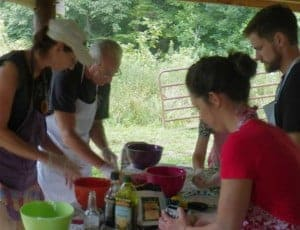 Vine Ripe Nutrition Cooking Class