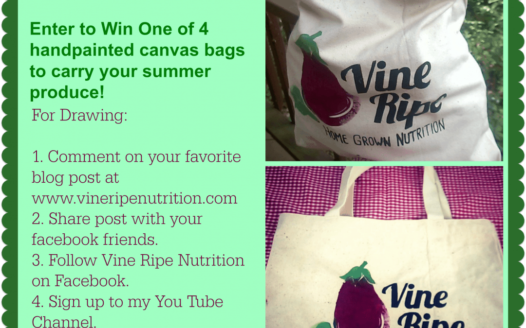 Bring Your Lunch to Work Summer Giveaway!