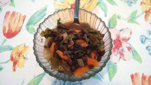 Summer Bean soup