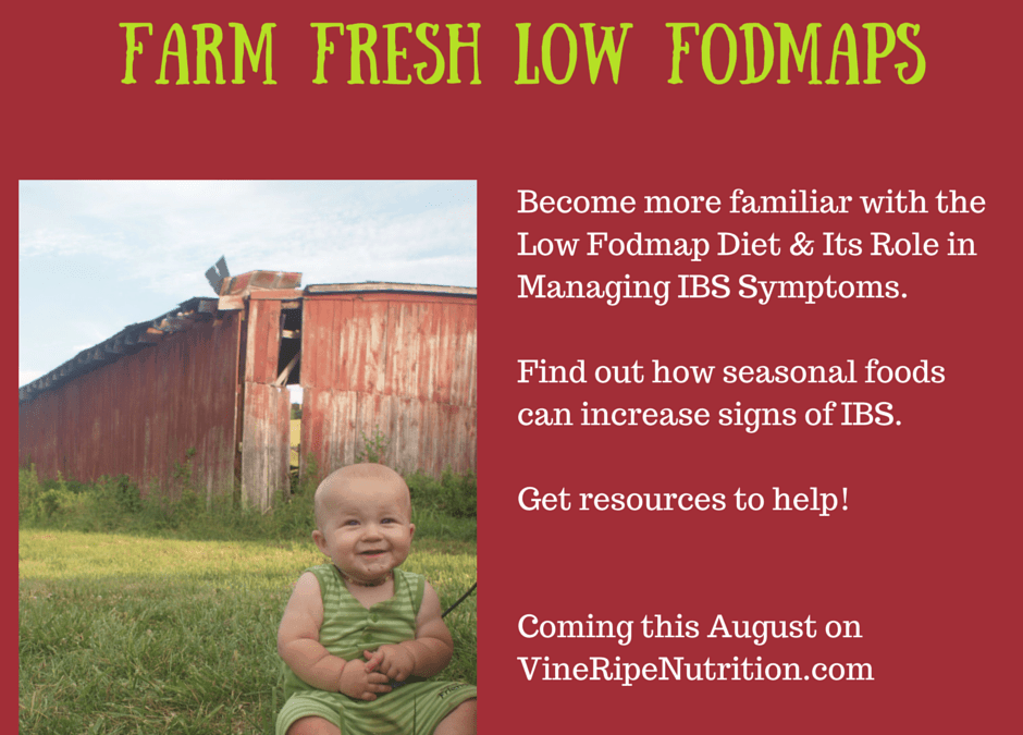 Farm Fresh Low Fodmap