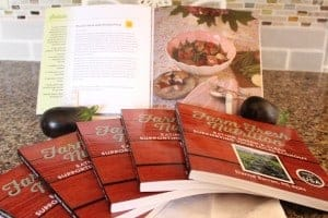 Farm Fresh Nutrition book can be a great holiday gift and it's local.