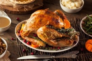 If you are going to roast a turkey, pick a local, heritage bird.