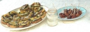 Fantastic appetizers make a party!