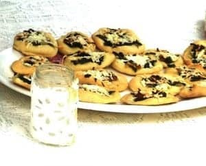 Little pizzettes are one of my favorite appetizers