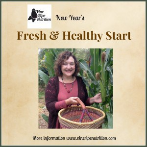 Fresh and healthy start for the new year!