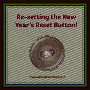 resetting the new year's button on healthy habits