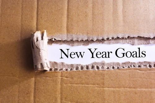 What are your goals for the new year?