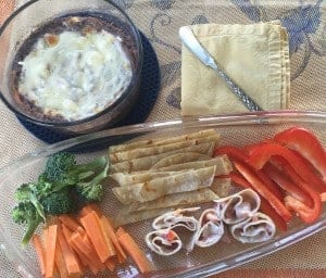 Appetizers for the next super bowl party