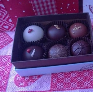 Chocolate Makes Your Heart Fonder