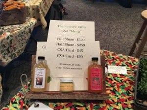 Thatchmore Farms Shares