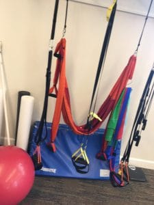 TRX exercise equipment to use in my rehab