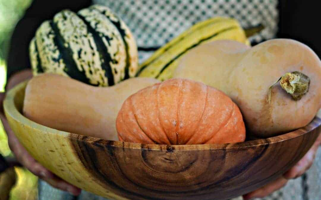 4 Fabulous Fall Squash Recipes