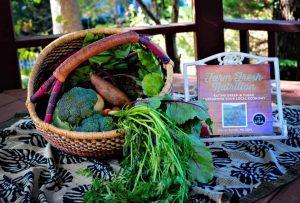 Order the Farm Fresh Nutrition Cookbook
