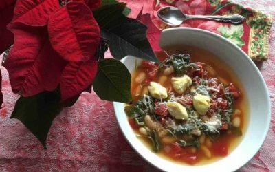 Italian Christmas Soup Recipe