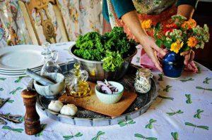 Heal Inlammation with food