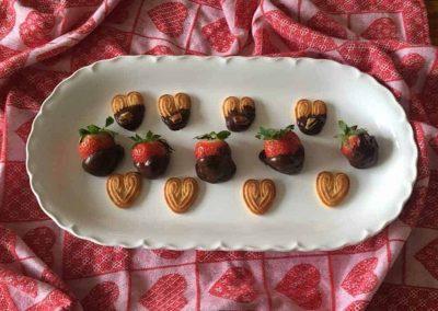 Decadent Chocolate Dip