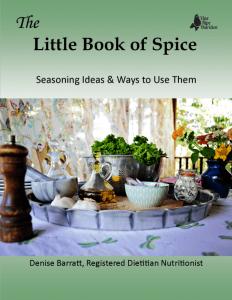 Spice and Seasoning Recipes