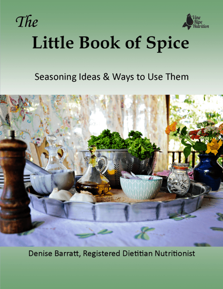 Spice and Seasoning Recipes