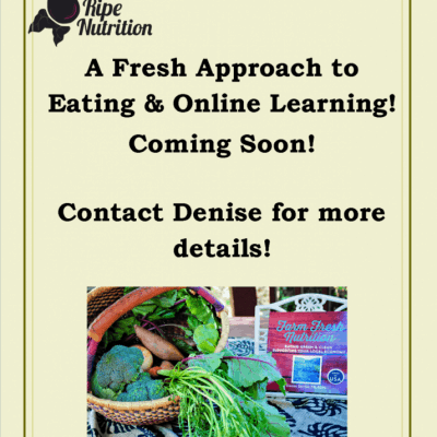 Telehealth Nutrition