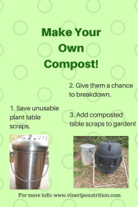 Make Your Own Compost!