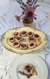 Delicious Bite Size Celebration Dessert