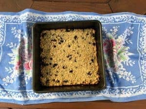Breakfast Bar Cookie Recipe