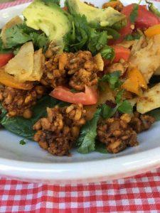 Healthy High Protein Vegetarian Breakfast Recipe