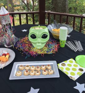 Halloween Snack Party Recipes