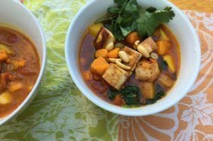 Digestive Wellness Curry Soup