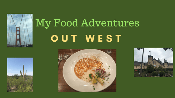 New Food Experiences During My Travels