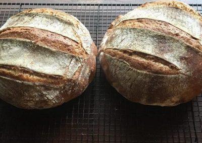 My Husband's Sourdough Bread