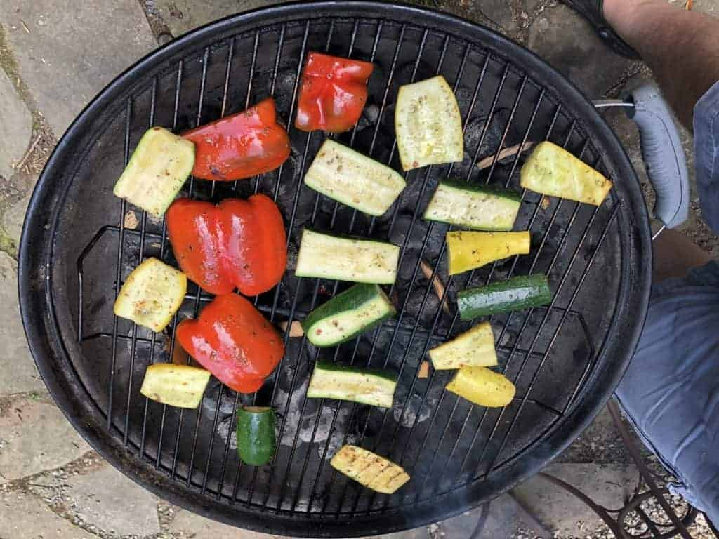 Summer Veggies on the Grill