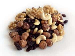 Flexible Mix of Nuts, Fruit and Whole Grains
