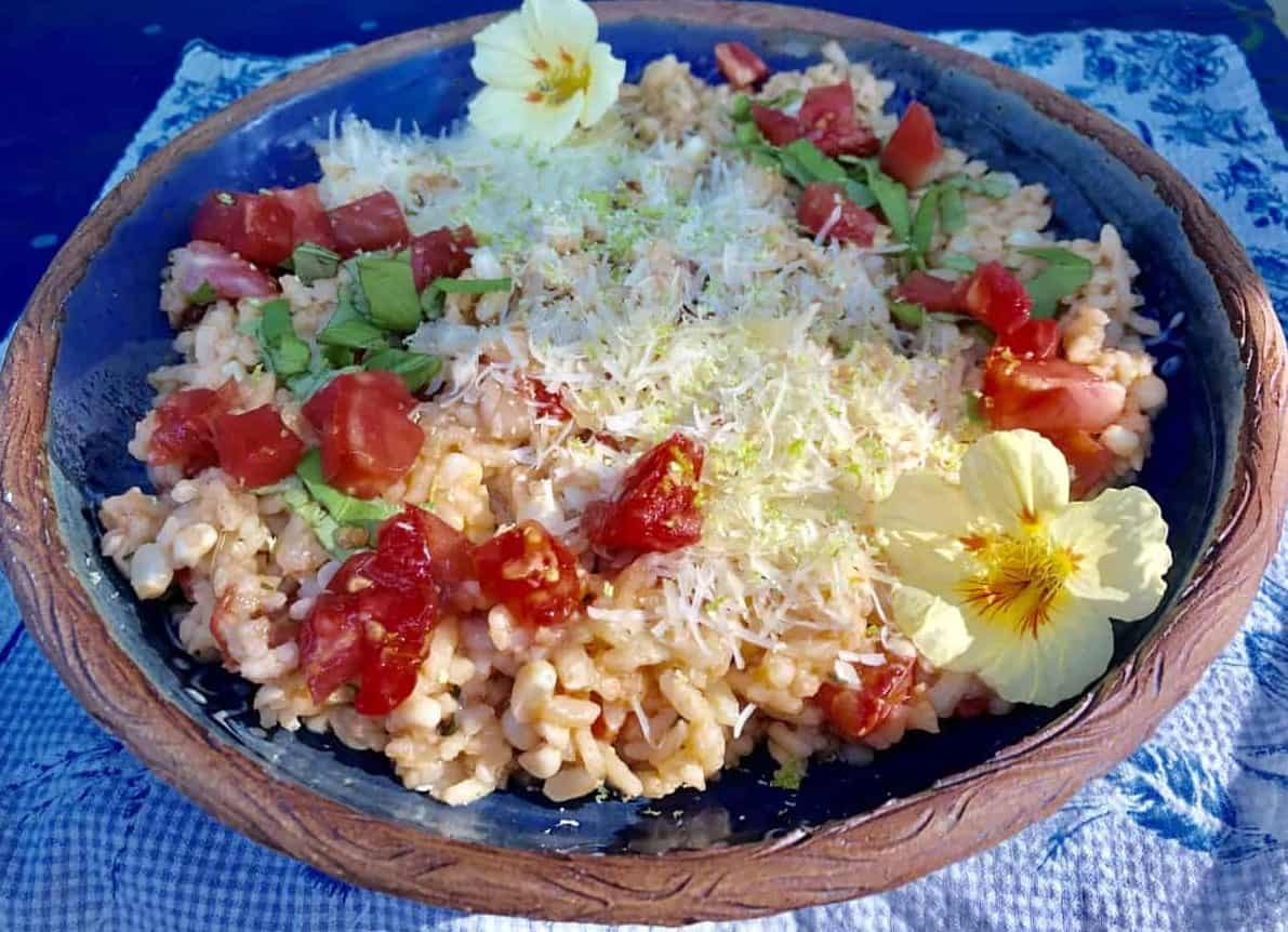 Healthy Risotto Recipe