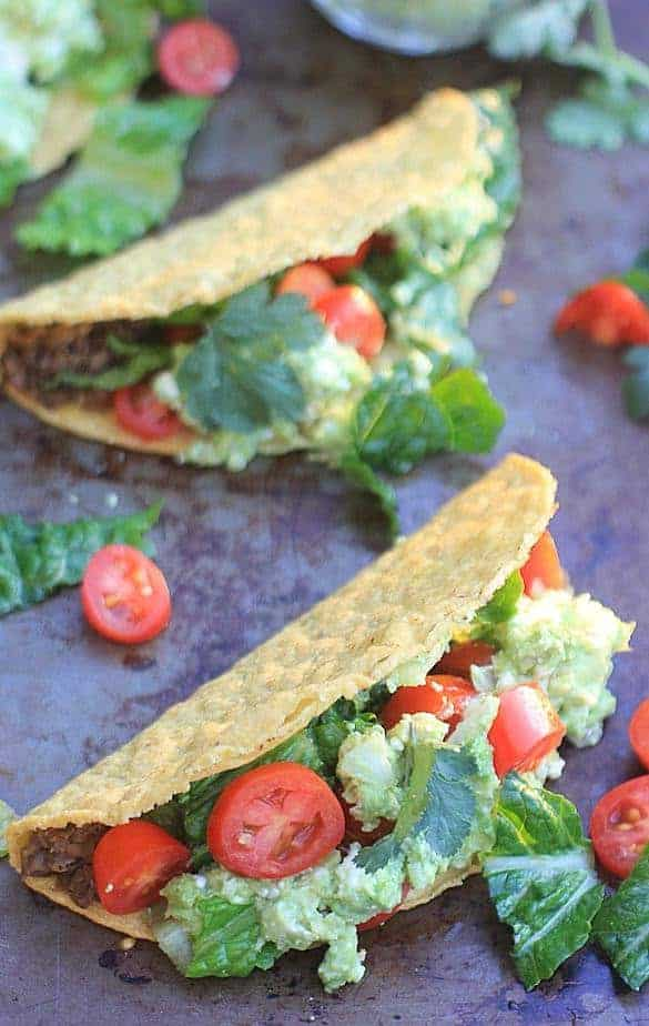Meatless Monday Tacos
