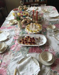 Mothers Day High Tea Menu