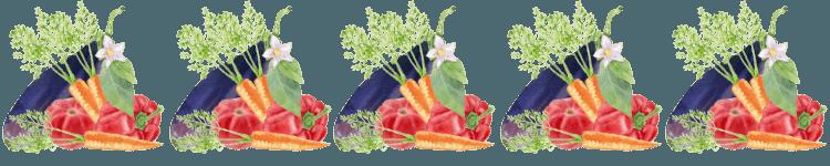 veggie divider
