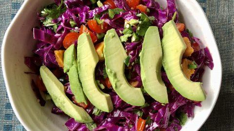 Indian Street Food Behl Salad
