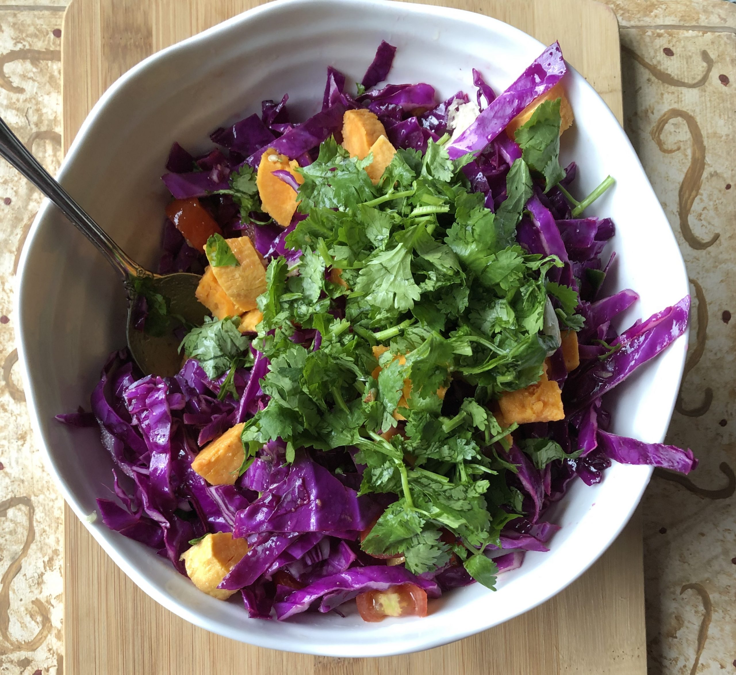 Purple Foods Rich in Polyphenols