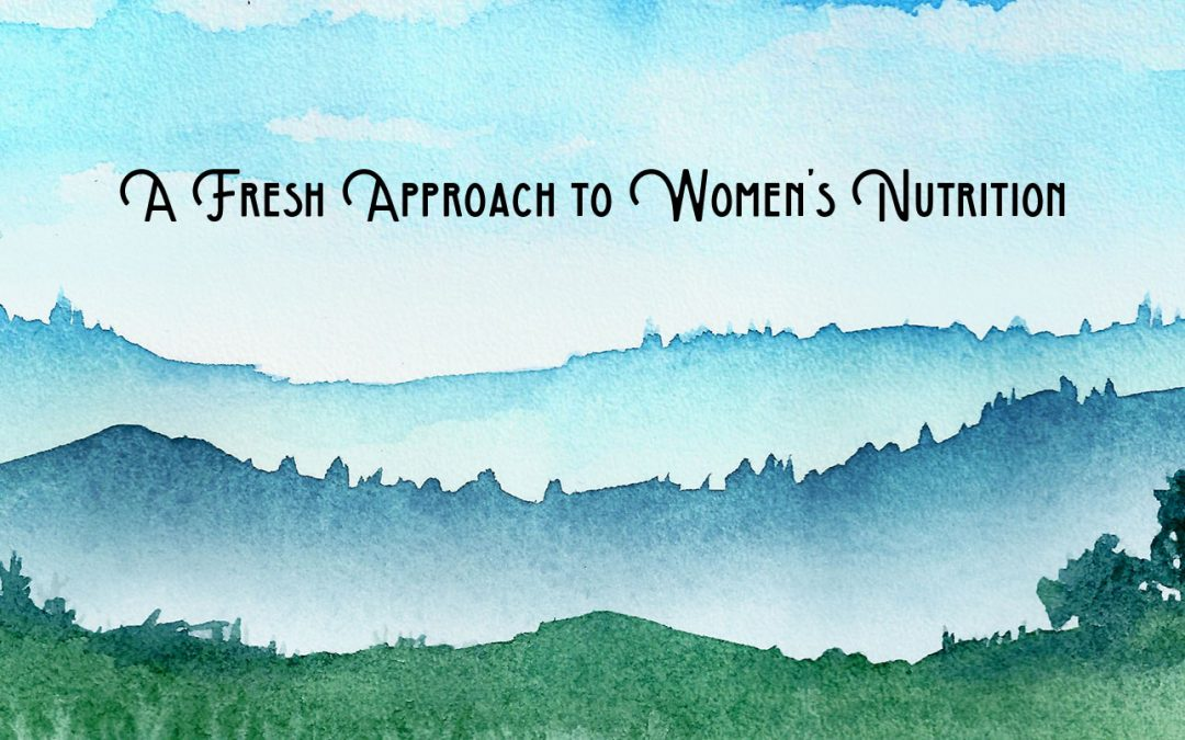 The Most Successful Women's Nutrition Plan For You!