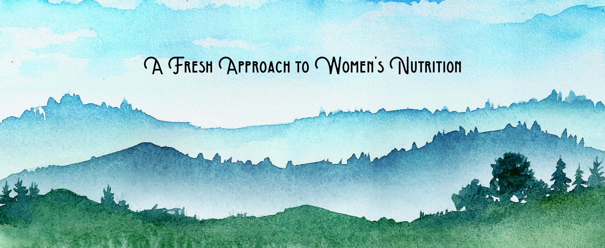 A fresh approach to womens health