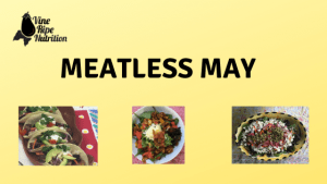 Because of current meat shortages it is important to consider eating more meatless meals.