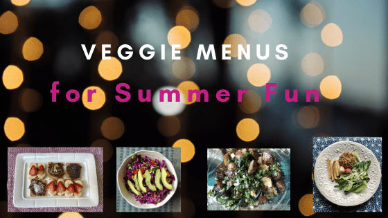 Summer Plant-based Recipes